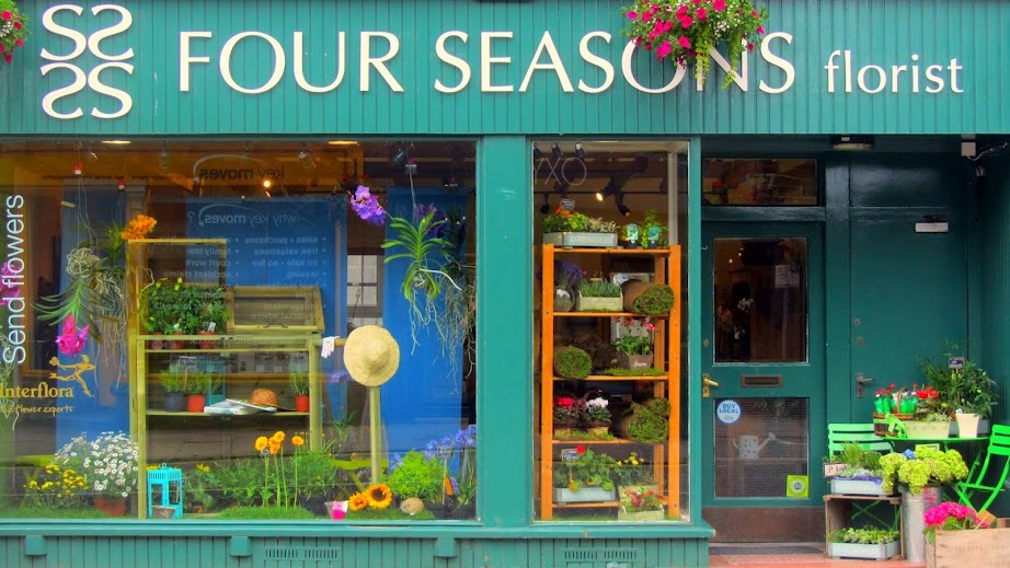 Four Seasons Florist Aberdeen